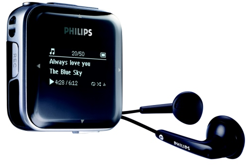 Philips SA2825, 2GB