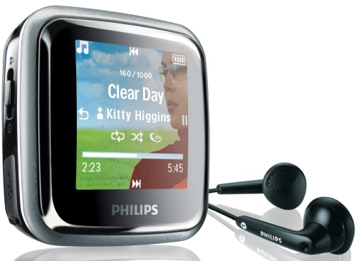 Philips SA2925, 2GB