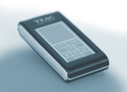 TEAC MP-350 MP3 Player 1GB touchscreen, FM