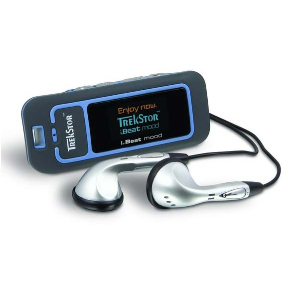 Trekstor i.Beat mood 2GB OLED (mp3+FM+zázn.+USB disk)