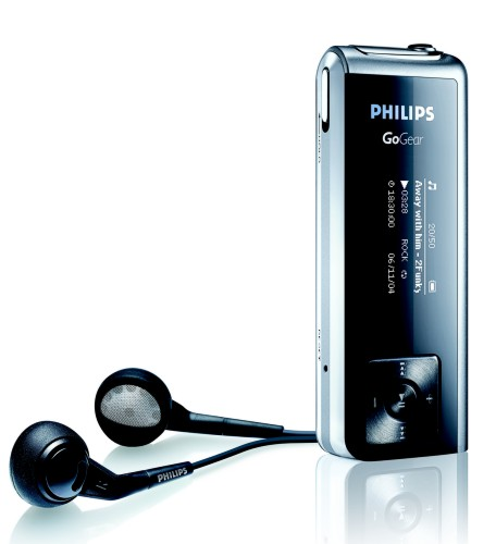 Philips SA1305, 512MB