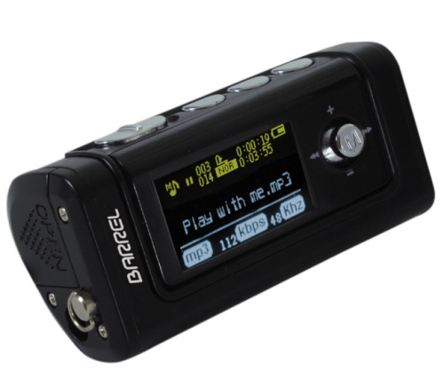 GoGEN MX 381 Barrel, 256MB, FM