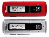 Trekstor MP3 i.Beat SWEEZ 1GB